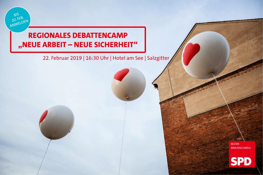Klicken Sie hier für weitere Informationen zum regionalesn Debattencamp
